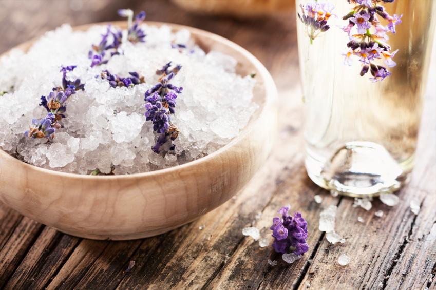 20% off Lavender Body Scrub