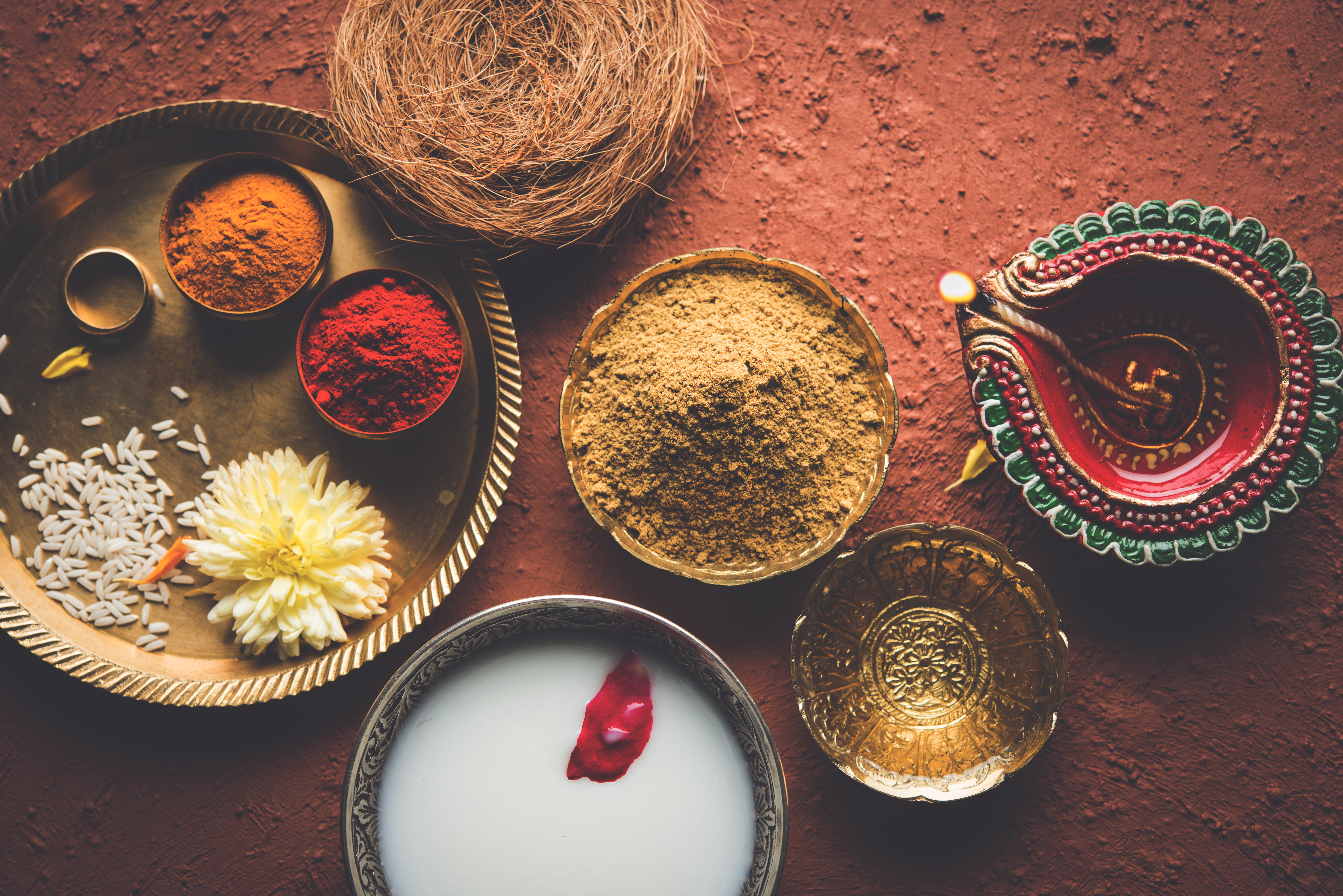Try our Ayurvedic Treatments!